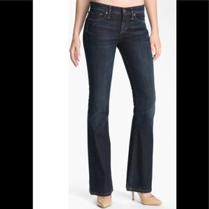 C of H  Dita petite boot cut leg jeans